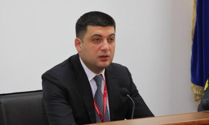 Задача украинского самолетостроения иОПК— сделать независимое отимпорта производство,— Гройсман