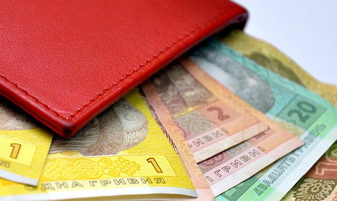 Вгосударстве Украина среднемесячная заработная плата сократилась наполтысячи грн