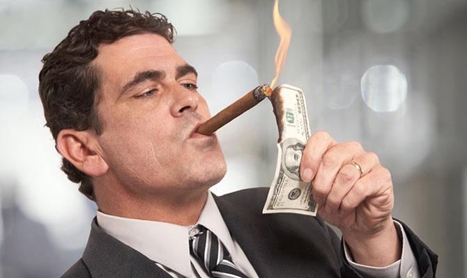 Богатство как яд для богатых