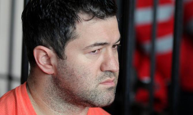 Насирова под конвоем доставили изСИЗО всуд