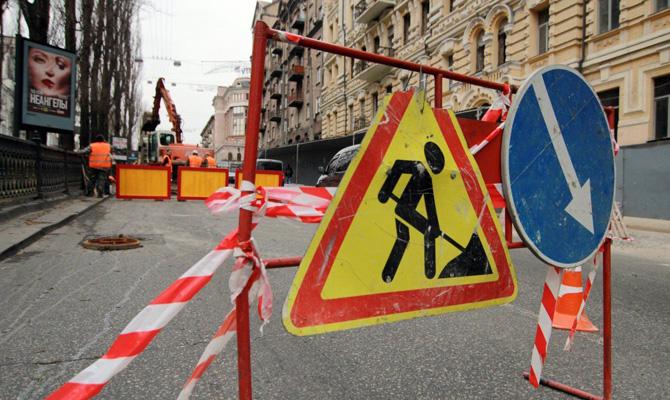 Аудит: Стоимость ремонта дорог вКиеве завысили на11 млн грн