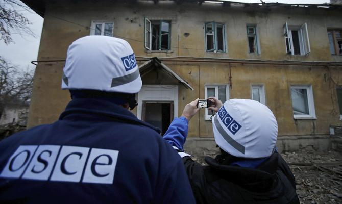 ОБСЕ обещает увеличить количество наблюдателей в Украине