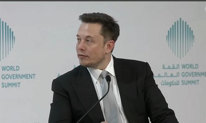 Илон Маск. Интервью в Дубае на WGS 2017