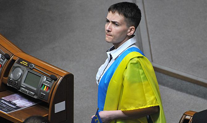 Народный депутат Савченко поразила украинцев своими заработками