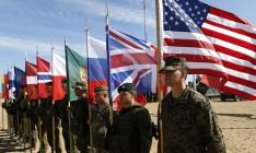 Латвия планирует провести восемь международных военных учений
