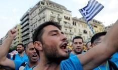 Греция находится на грани нового финансового кризиса