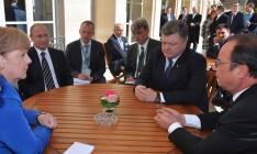 Кучма считает необходимым провести встречу лидеров стран «нормандской четверки»
