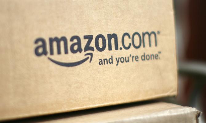 «Укрпочта» планирует завести вУкраину Amazon
