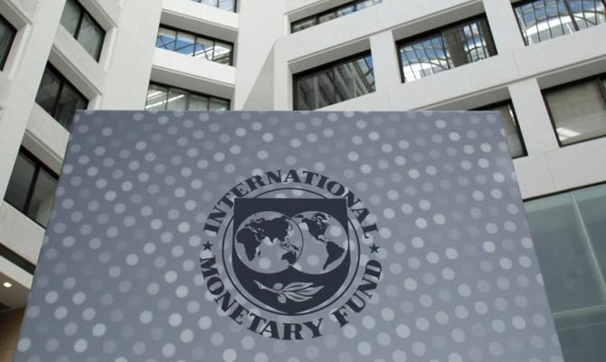 МВФ затягивает решение опредоставлении транша Украине