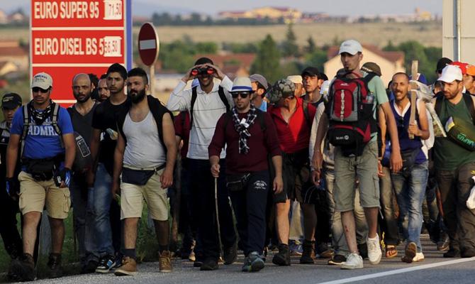 Лагеря для беженцев награнице Венгрии снова открыты