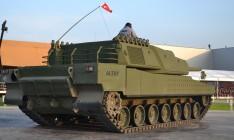 Украина будет производить двигатели для турецкого танка