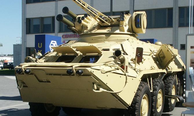 Таиланд больше небудет покупать украинские БТР