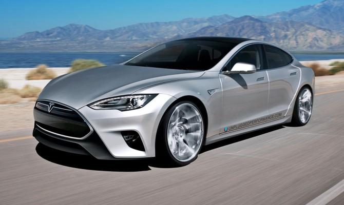 Продажи Tesla увеличились на69%