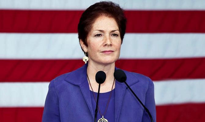 Посол США вгосударстве Украина сделала объявление посанкциям противРФ