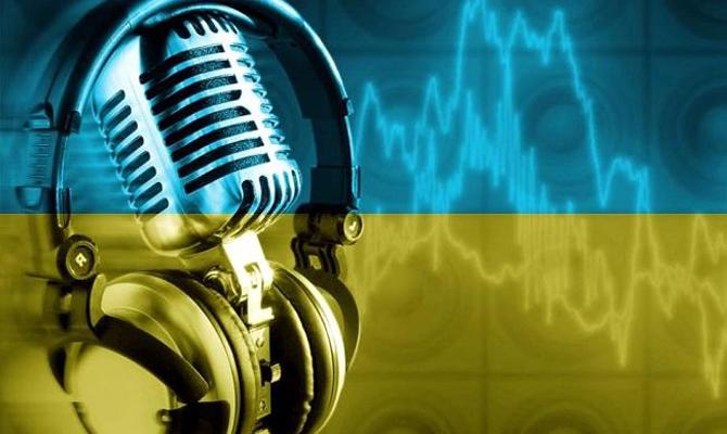 «Радио Шансон» оказалось основным нарушителем закона отрансляции песен наукраинском языке