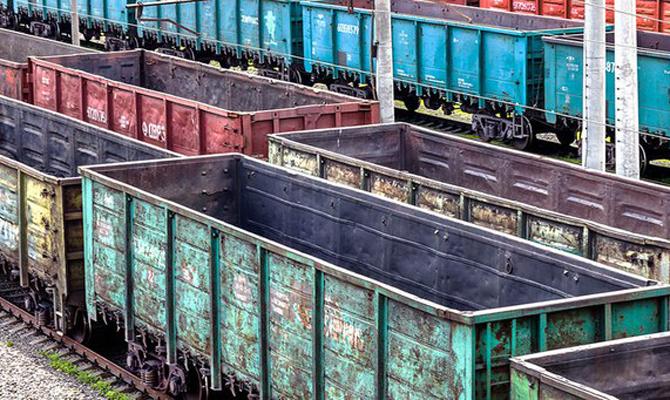 «Укрзализныця» выставила на реализацию 46 тыс. тонн металлолома