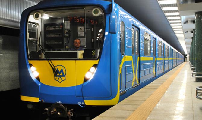 Киевское метро протянет не неменее месяца