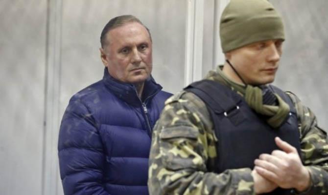 Ефремову продлили арест до12июня
