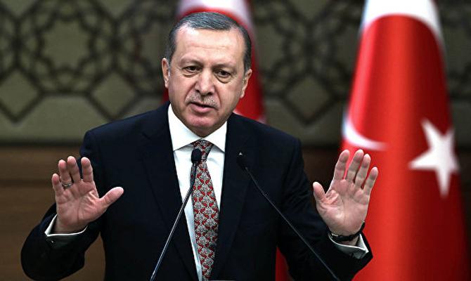 Эрдоган посетит Украинское государство через месяц-два,— посол