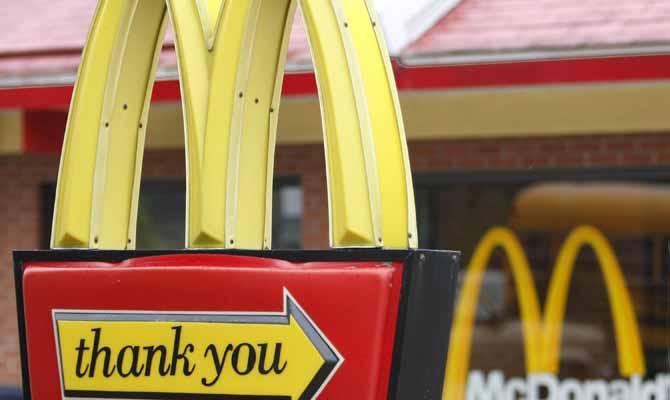McDonald's подтвердил реализацию имущества вКрыму