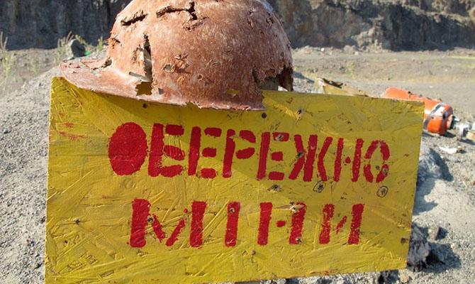 Сколько лет уйдет наразминирование— неопасный  Донбасс