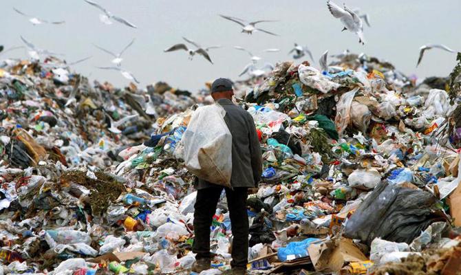 УГройсмана отыскали временное решение проблемы львовского мусора