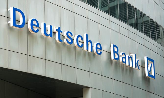 В США снова оштрафовали Deutsche Bank