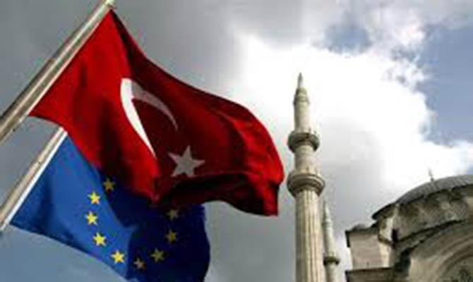 ЕСнамерен обсудить приостановку переговоров овступлении Турции всоюз