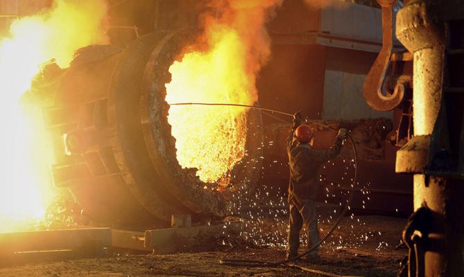Сколько металлопроката произведут вгосударстве Украина в 2017-ом