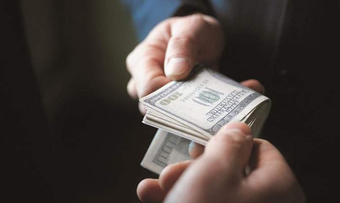 МВФ: ВКиеве наибольший уровень коррупции поУкраине