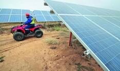 Семерак: В зоне ЧАЭС началось строительство солнечной электростанции