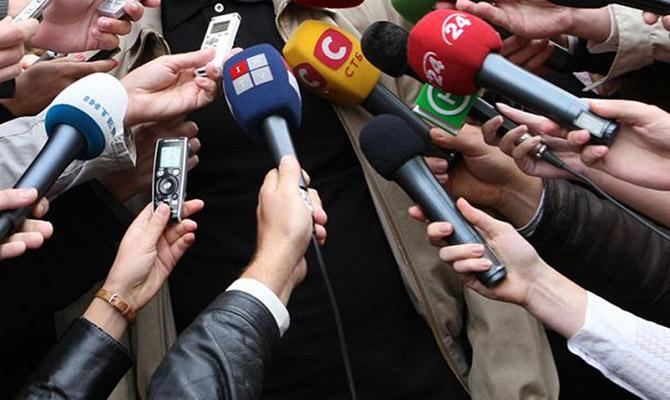 РФ сохранила позиции врейтинге свободы прессы «Репортеров без границ»
