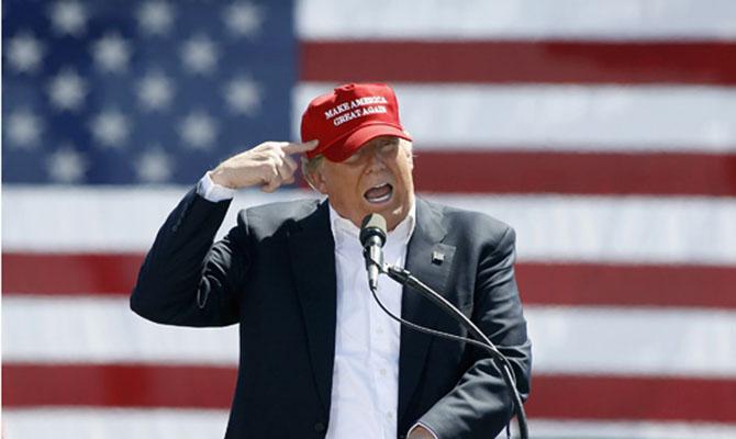 Дональд Трамп: Очередной провал