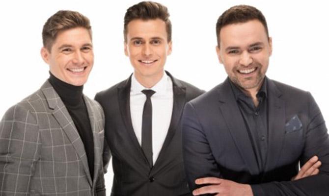 Накостюмы для 3-х ведущих «Евровидения-2017» истратят 894 тыс грн