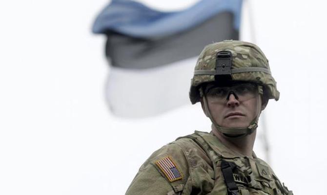 ВЭстонии начались масштабные двухнедельные учения НАТО
