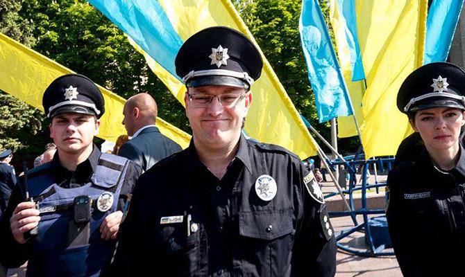 Назначен новый глава милиции Днепропетровщины пообщественной безопасности