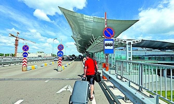 Аэропорт «Борисполь» желает предоставить авиакомпаниям скидку нановые международные рейсы до80%