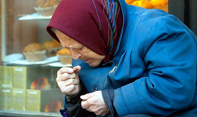 Украинцам, имеющим наименее 25 лет стажа, повысили пенсионный возраст