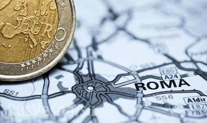 Италия, долг и «потенциал для дефляции»