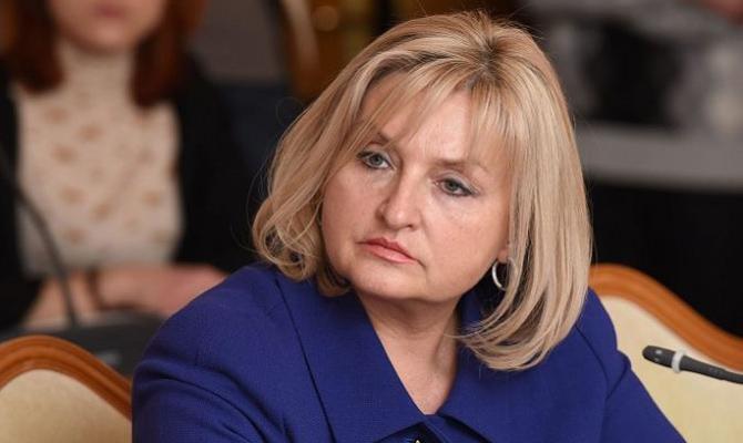 Супруга генерального прокурора Луценко задекларировала вседорожный автомобиль за $92 тысячи