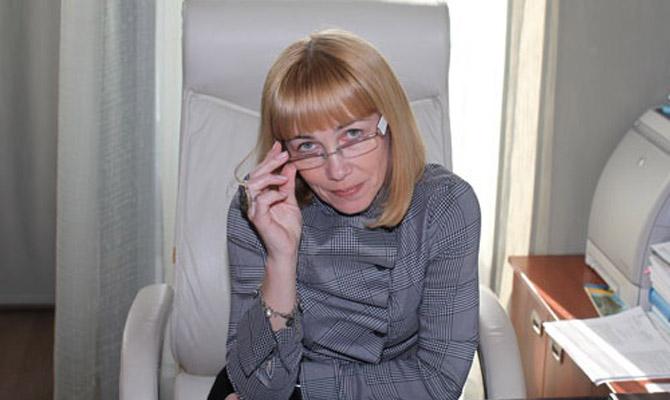 Зазаместителя Кернеса Татьяну Овинникову внесен залог 30 млн грн