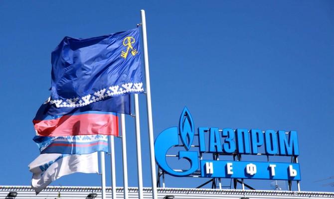 Газпром выводит деньги из Украины