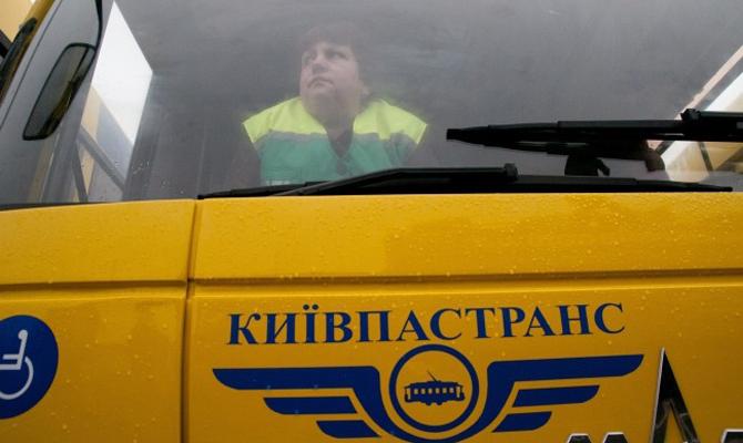 Киев планирует закупить 220 автобусов, троллейбусов и трамваев
