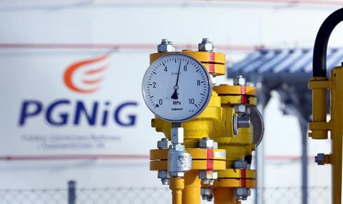 Польша требует штрафов в отношении «Газпрома»