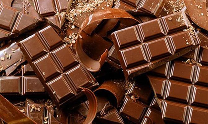 Украина введет заградительные пошлины на российский шоколад