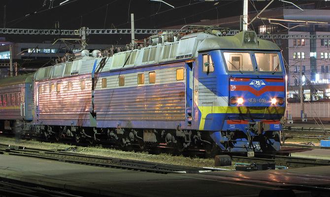 Интерсити «Киев— Кривой Рог» будет курсировать 3 раза внеделю