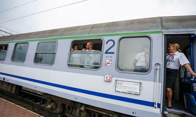 «Укрзализныця» запустит поезд Львов— Краков