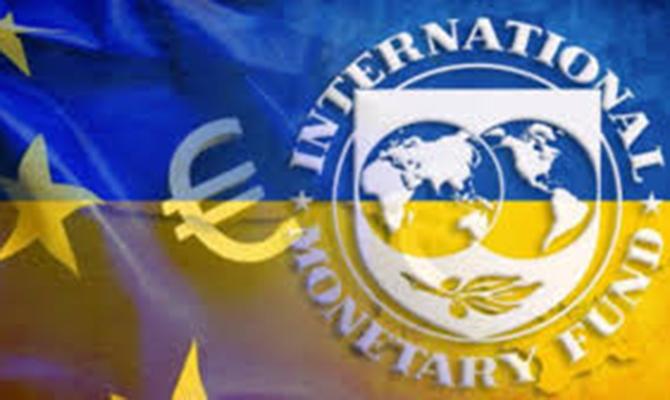 МВФ меняет очередной транш наподдержку четырех перемен