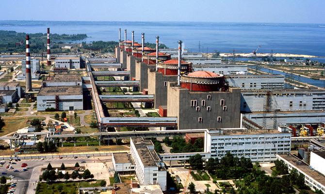 Энергоблок №6 Запорожской АЭС отключен отэнергосети