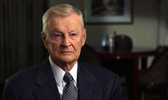 ВСША на89 году жизни скончался Збигнев Бжезинский